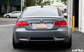 bmw space grey space grey bmw e92 m3 climbs on kw suspension at eas autoevolution
