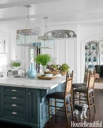 why blue and white will never go out of style beautiful kitchen