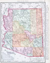Arizona Maps by Map Of Arizona