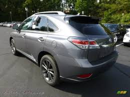lexus rc 350 nebula gray pearl 2013 lexus rx 350 f sport awd in nebula gray pearl photo 2