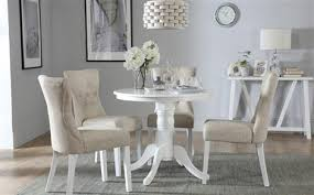 Circle Dining Table And Chairs Make Your Dining Table White And For Your Home Home Decor