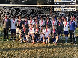 03b blue team took 2nd place at the nomads tournament in san diego