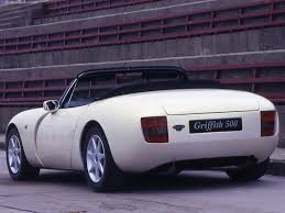 view of tvr griffith 500 photos video features and tuning of