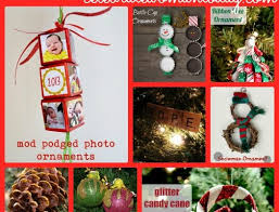 beautiful diy ornaments for your tree