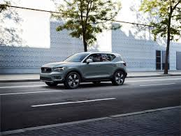 new volvo xc40 exterior volvo car group global media newsroom