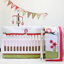 Nursery Bedding And Curtains by Pam Grace Creations Sweet Dream Owl 10 Piece Crib Bedding Set