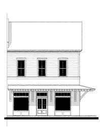 thomasville live work house plan design from allison print this plan