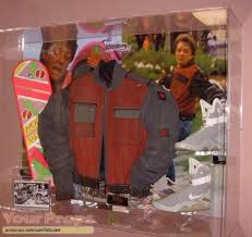 Back To The Future Costume Back To The Future 2 Bttf 2 Collection Original Movie Costume