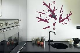 horloge de cuisine design horloge cuisine originale machiawase me