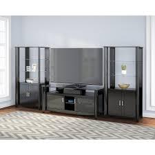 Interior Design Of Tv Cabinet Living Room Attractive Brown Painted Wall Interior Design Dark
