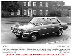 1970 opel 4 door vauxhall hc 93000 viva