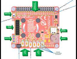 modmypi ups pico uninterruptible power supply u0026 i2c control hat