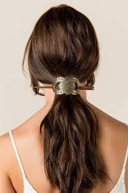 hair cuff bronze cuff stick hair pin s