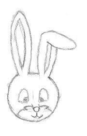 bunny face by nidomedia on deviantart