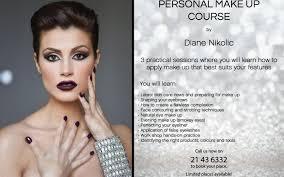 personal makeup classes evening makeup courses es mugeek vidalondon