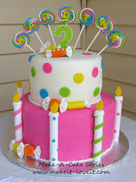 make a cake series fondant candy make it and love it