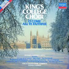 o come all ye faithful favourite christmas carols by choir of