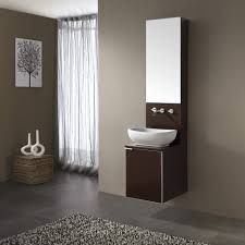 Modern Floating Bathroom Vanities 16 Corsano Vessel Sink Vanity Floating Bathroom Vanity For Modern