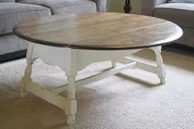 round white wood coffee table furniture astounding modern round ottoman ideas modern leather