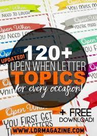 the 25 best open when letters ideas on pinterest boyfriend
