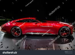 maybach sports car paris france october 7 2016 concept stock photo 495147616