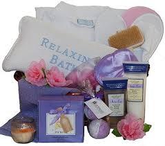 lavender gift basket luxury spa gift basket giftprose