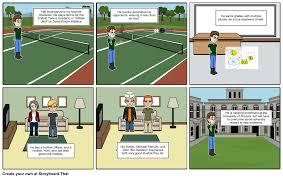 Seeking Infinite Jest Hal Incandenza Storyboard By Calebatomizer