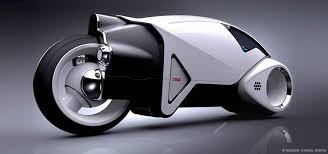 hollywood u0027tron legacy u0027 vintage lightcycle design danielsimon