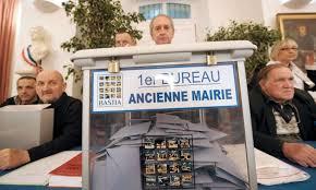 fermeture des bureaux de vote elections territoriales les bureaux de vote ont ouvert en corse
