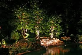Outside Landscape Lighting - lighting outdoor garden lights electric exterior outdoor