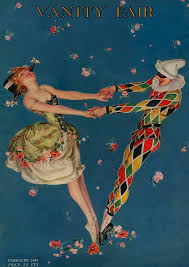 Vanity Fair Magazine Price A Magazine Cover For Vanity Fair Of A Ballet By Frank X Leyendecker
