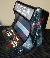 Bar Top Arcade Cabinet Bartop Arcade Graphics