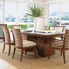 7 pc dining room set bahama home 7 dining set reviews wayfair