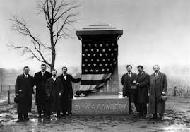 13 the 1911 dedication of the oliver cowdery monument in richmond