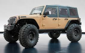 jeep wrangler side mopar jeep wrangler sand trooper ii concept side view jeep