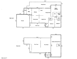 Amityville Horror House Floor Plan by 20 Winchester Mystery House Floor Plan Winchester House Floor