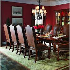 Hooker Dining Room by Hooker Furniture 366 75 207 Waverly Place Refectory Table In