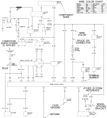 1999 ford courier wiring diagram wiring diagram and schematic design