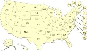 map usa states abbreviations us state map how many states in usa 50 states map names labeled