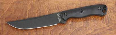 becker kitchen knives ka bar becker trailing point knife price reviews massdrop