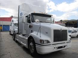 2008 camión international tracto quinte rueda cummins isx 450 hp