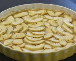 cuisine tarte aux pommes recette tarte aux pommes facile minute économique en 15 min