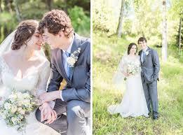 backyard wedding in anchorage alaska u2013 chad and maria stephanie