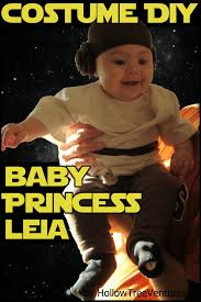 Princess Leia Halloween Costume Halloween Costume Baby Princess Leia