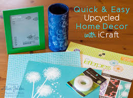 Easy Home Decor Quick And Easy Home Decor With Icraft Therm O Web