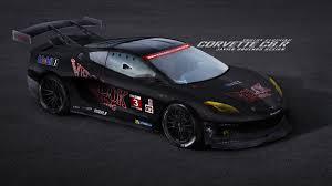 corvette c8 concept updated corvette c8 and c8 r original concept autemo com