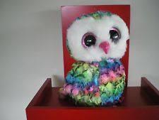 owl ty stuffed animals ebay