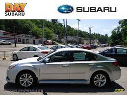 silver subaru legacy 2013 subaru legacy 2 5i premium in ice silver metallic 004304