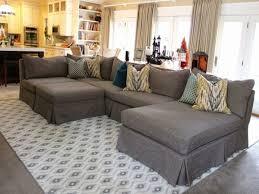 Slip Covers For Sectional Sofas Living Room Slipcover For Sectional Sofa With Chaise New