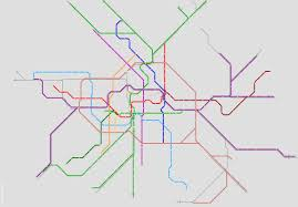 Berlin Metro Map by Berlin Love Free Print Downloads Land Of Nams